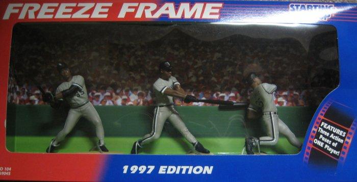 1997 Frank Thomas Starting Lineup Freeze Frame