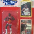 1990 Michael Jordan Chicago Bulls Starting Lineup