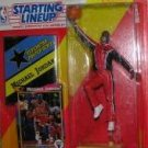 1992 MICHAEL JORDAN Warmup STARTING LINEUP