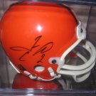 Tim Couch Autographed Mini Helmet