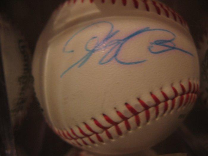Jeff Cirillo Autographed Official League Baseball