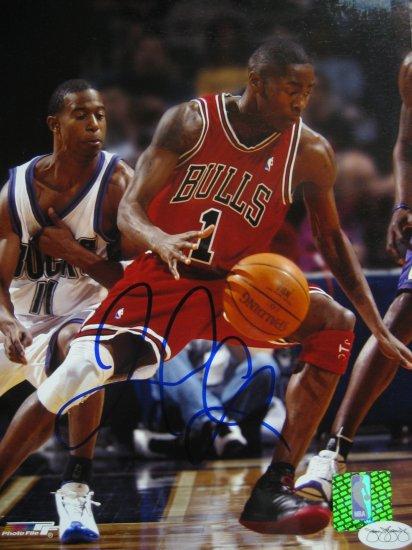 Jamal Crawford Autographed 8x10 (JSA)