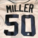 ANDREW MILLER Signed Detroit Tigers Jersey Auto (GAI)