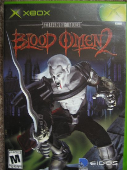 Blood Omen 2: Legacy of Kain for Xbox (Used)