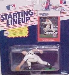 1988 Alan Trammel Starting Lineup