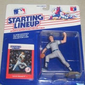 1988 Dave Righetti Starting Lineup