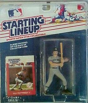 1988 Don Mattingly Starting Lineup
