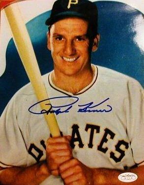 Ralph Kiner Signed 8x10 Photo (JSA)