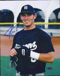 Jeremy Reed Signed 8x10 Photo (Just Minors)