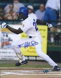 Felix Pie Signed 8x10 Photo (Just Minors)