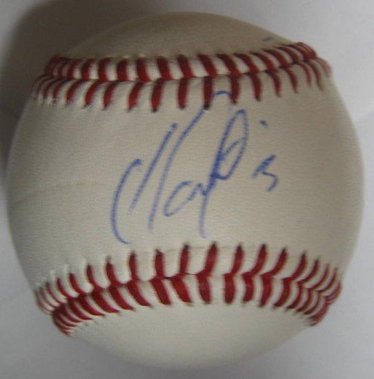 Jorge Cantu Signed Trump Signature Series Baseball