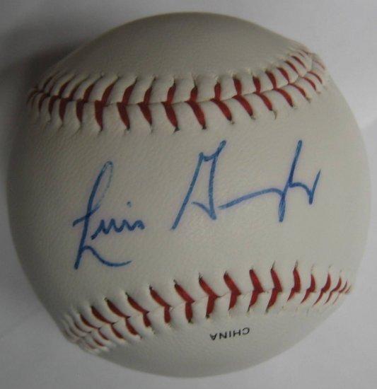 Luis Gonzalez Signed Offical League Baseball