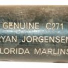 Ryan Jorgensen Game Used Bat (ASI)