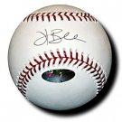 Hank Blalock Signed Official Major League Baseball (JUST Minors)