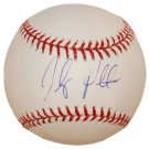 JHONNY PERALTA SIGNED MAJOR LEAGUE BASEBALL (ASI)