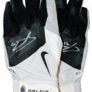 JEREMY REED SIGNED GAME USED BATTING GLOVES (ASI)