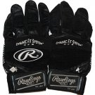 ANGEL BERROA SIGNED GAME USED BATTING GLOVES (ASI)