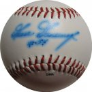 Goose Gossage Signed Official League Baseball