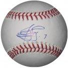 James Loney Signed Official Major League Baseball (JSA)