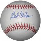 Bob Feller Signed Major League Baseball (JSA)