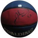 Josh Howard Signed Full Size Basketball (GAI)