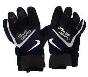 Jason Bartlett Signed Pair of Games Used Batting Gloves 07 (ELITE)