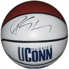 Rudy Gay Signed Uconn Huskies Basketball