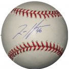 Rich Harden Signed Official Major League Baseball (Tristar)