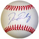 Damian Easley Signed Trump Signature Series Baseball