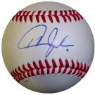 Howard Johnson Signed Trump Signature Series Baseball
