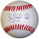 Brian Schneider Signed Trump Signature Series Baseball
