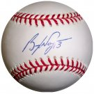 Billy Wagner Signed Official Major League Baseball (GAI)