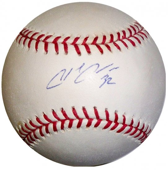 Chad Cordero Signed Official Major League Baseball