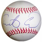 Fausto Carmona Signed Official Major League Baseball (ELITE)