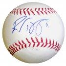 Brad Hawpe Signed Rplica Official Major League Baseball