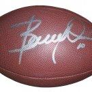 Brady Quinn Signed Football (GAI)