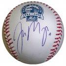 Jose Reyes Signed Shea Final Season Baseball (GAI)