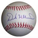 Derek Holland Signed Official Major League Baseball (Tristar)