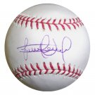 Elvis Andrus Signed Official Major League Baseball (Just Minors)