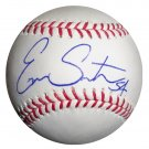 Ervin Santana Signed Official Major League Baseball