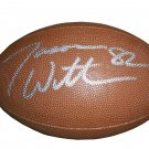Jason Witten Signed Football  (GAI)