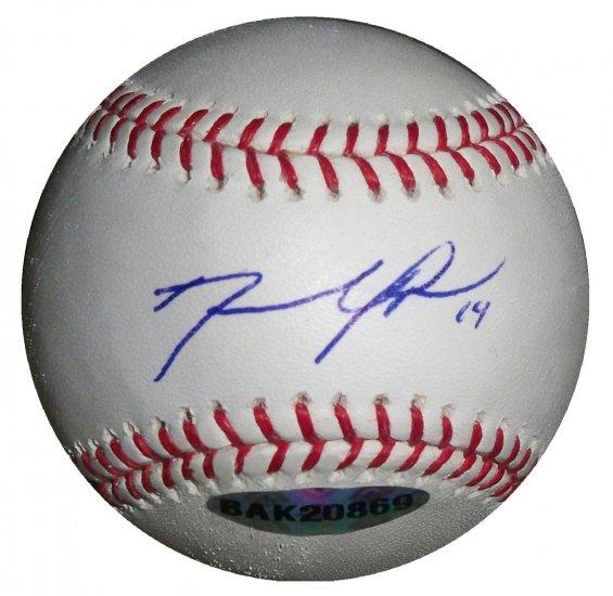 David Price Signed Official Majpr League Baseball (UDA & MLB)