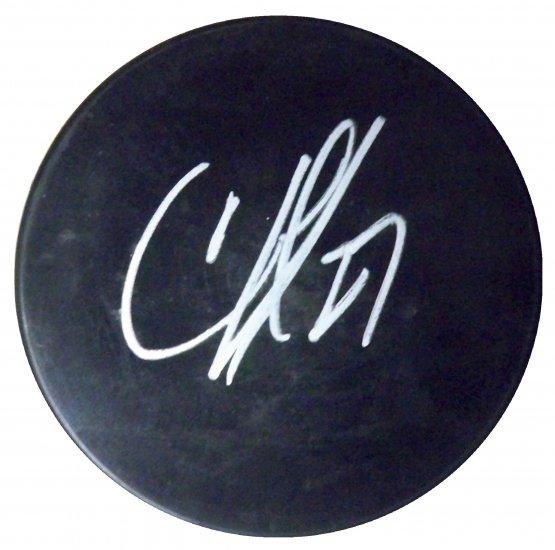 Craig Adams Signed Puck