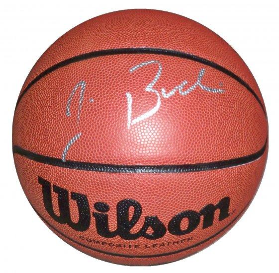Jim Boeheim Signed Wilson NCAA Basketball