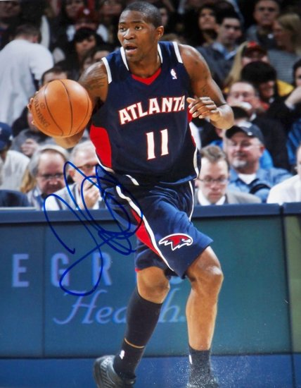 Jamal Crawford Signed 8x10 Photo