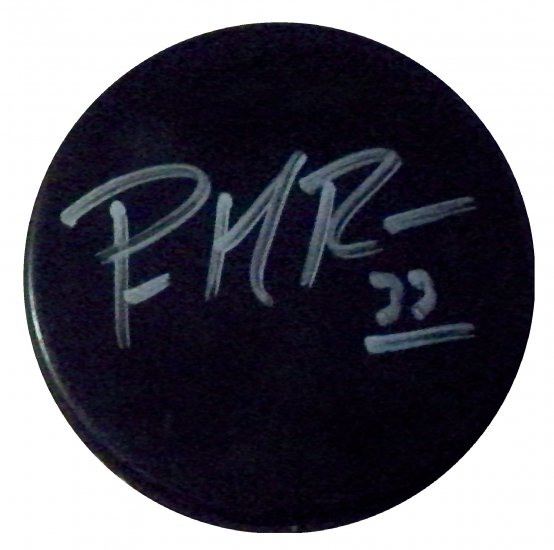 Patrick Roy Signed Puck (GAI)