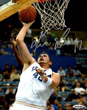 Kevin love Signed 8x10 Photo (UDA)