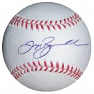 Jeff Bagwell Signed Official Major League Baseball (GAI)