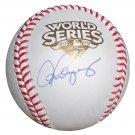 Alex Rodriguez Signed 2009 World Series Baseball (MLB Authenticated)