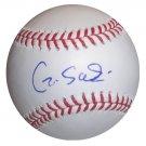 Gary Sanchez Signed Offical Major League Baseball (PSA Rookie Ball)
